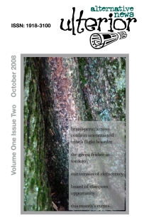 Volume One Issue Two