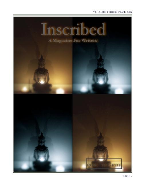 Volume Three Issue Six